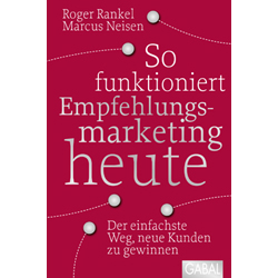 Roger Rankel - Empfehlungsmarketing Cover